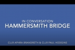 Embedded thumbnail for Update on Hammersmith Bridge
